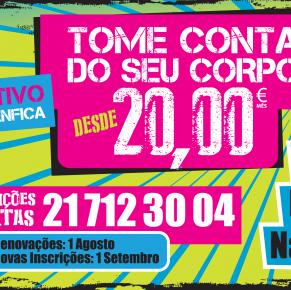 Piscina – Época 2014 / 2015
