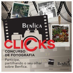 Benfica Clicks – Concurso de Fotografia