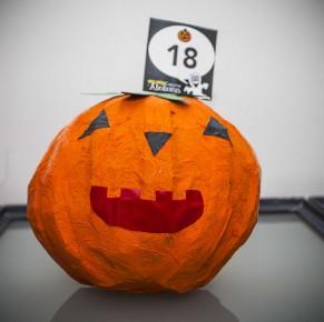 Resultados do Concurso de Abóboras Halloween
