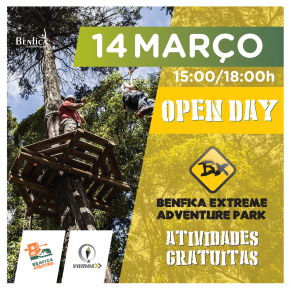 OPEN DAY – Bx Extreme Adventure Park