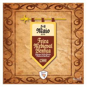 Feira Medieval de Benfica – 5 a 8 de Maio