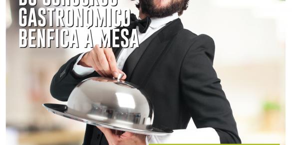 "RESULTADOS Concurso Gastronómico ""BENFICA À MESA"""