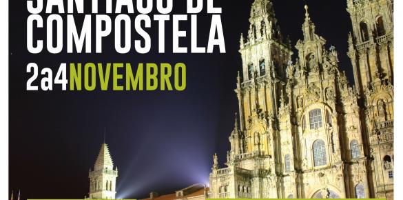 Santiago de Compostela – 2 a 4 de novembro