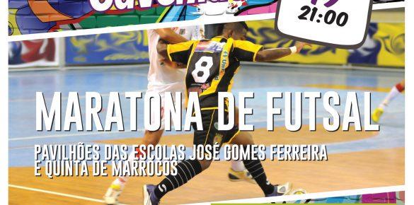 Maratona de Futsal 12 Horas
