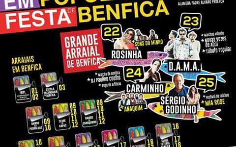 Grande Arraial de Benfica