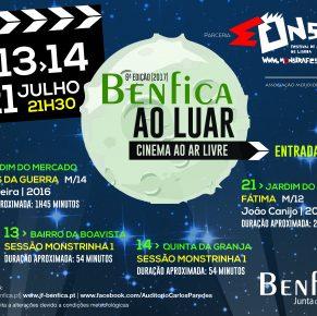 Benfica ao Luar – Cinema ao Ar Livre – 2017