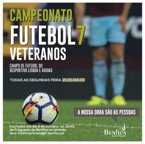 II Campeonato de Futebol 7 Veteranos