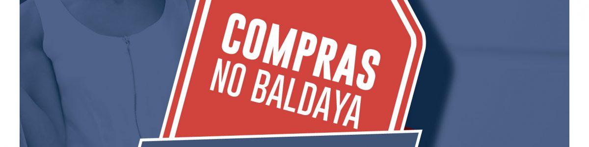 Compras no Baldaya – 30 de novembro a 2 de dezembro