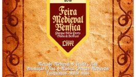 Poster Feira Medieval