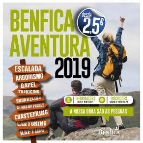 Benfica Aventura 2019