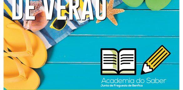 Academia do Saber   Inscrições 2019 /2020