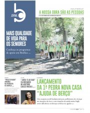 Capa Jornal B - 32 - Nov 2019