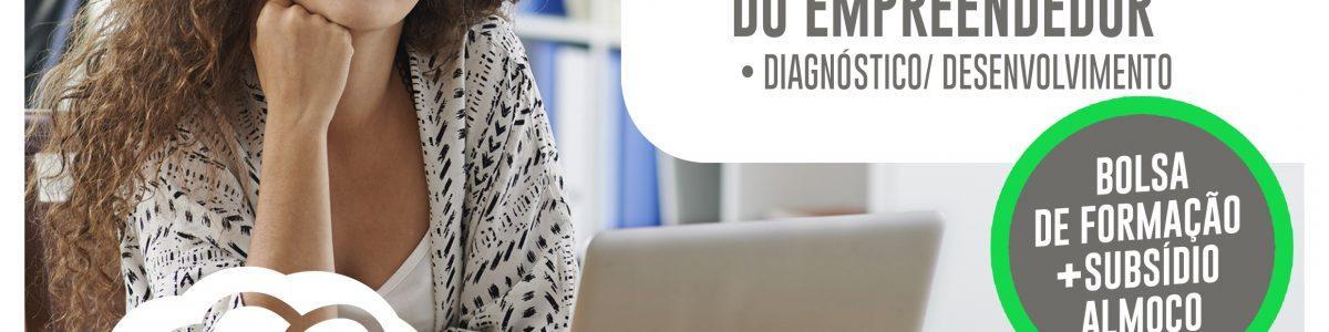 Formação Online | Financiada – Perfil e Potencial do Empreendedor – diagnóstico/ desenvolvimento