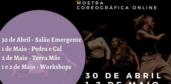 Junta-te à Dança – 30 abril a 2 de maio