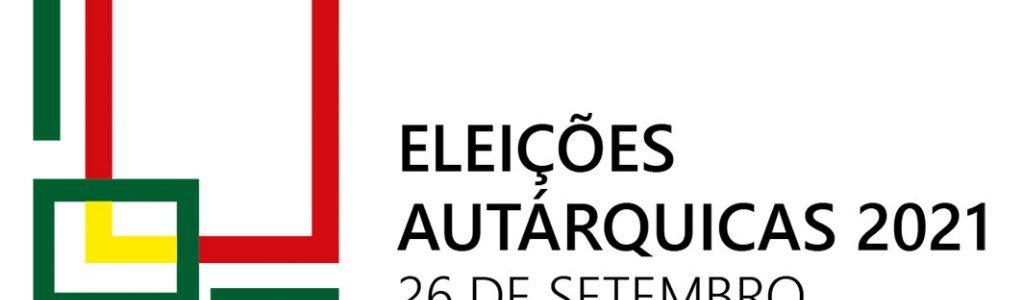 Eleição dos Órgãos das Autarquias Locais – 26 de setembro 2021