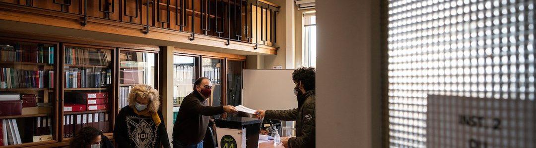 Recrutamento de Agentes Eleitorais